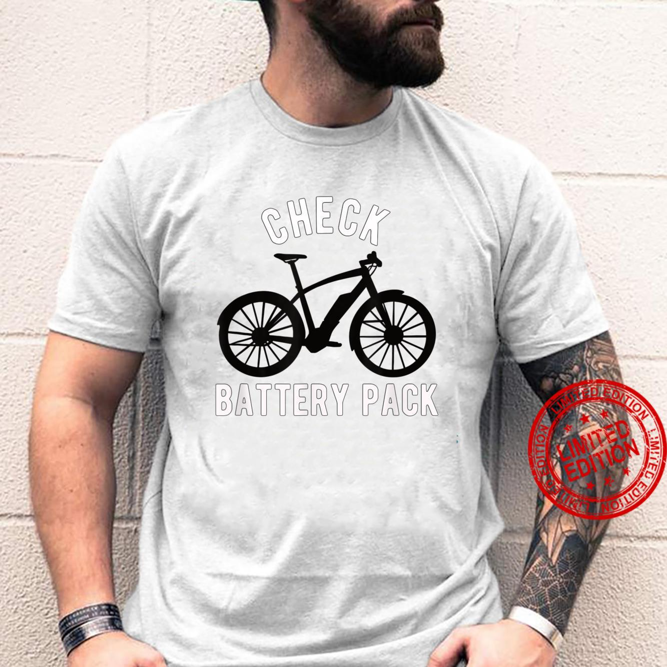 Bicycle Seller Bike Fix For Bike Dealer Bicycle Mechanic Shirt