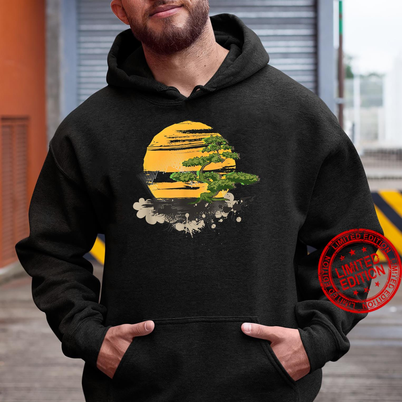Bonsai Tree Japanese Zen Master Shirt hoodie