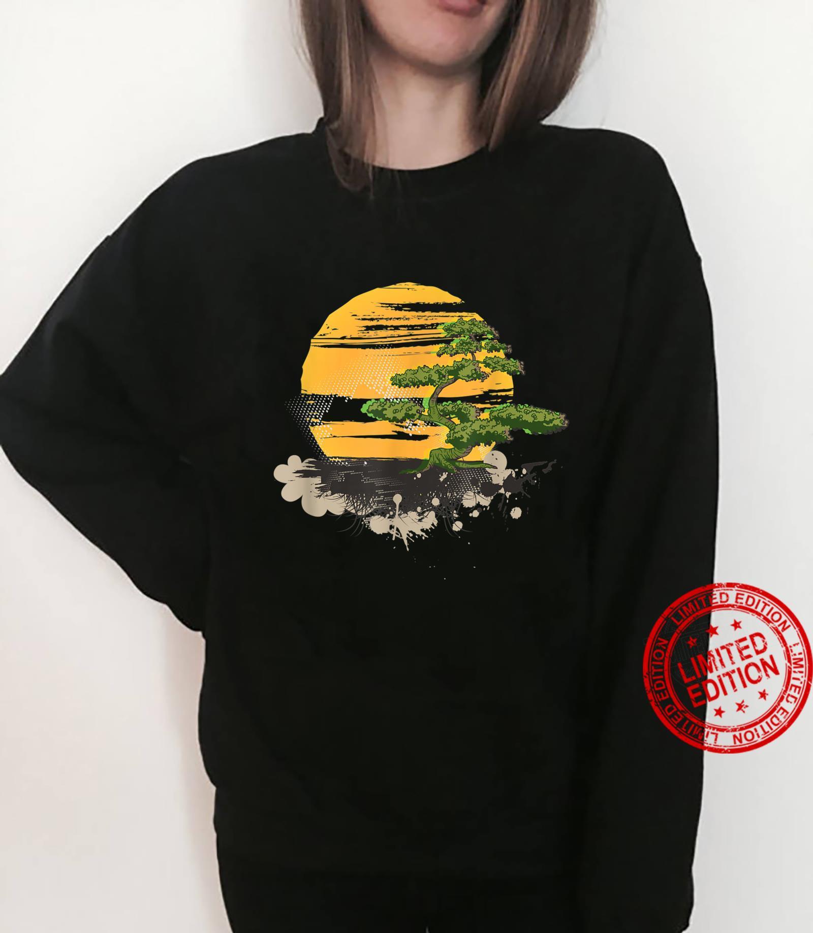 Bonsai Tree Japanese Zen Master Shirt sweater