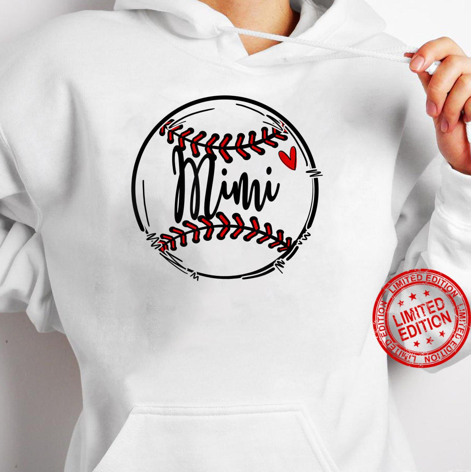 Cute Ball Mimi Sports Happy Mothers Day Shirt hoodie