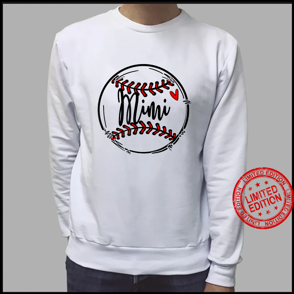 Cute Ball Mimi Sports Happy Mothers Day Shirt sweater