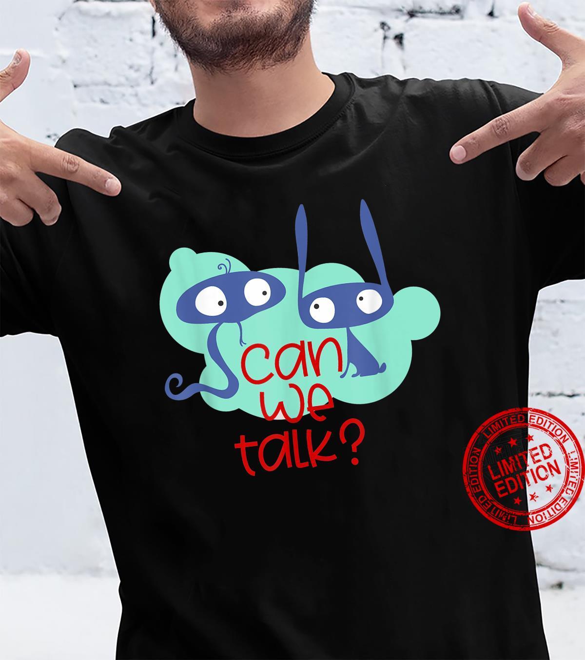 Fantasy Animals Can we talk 1 Fan Fun Shirt