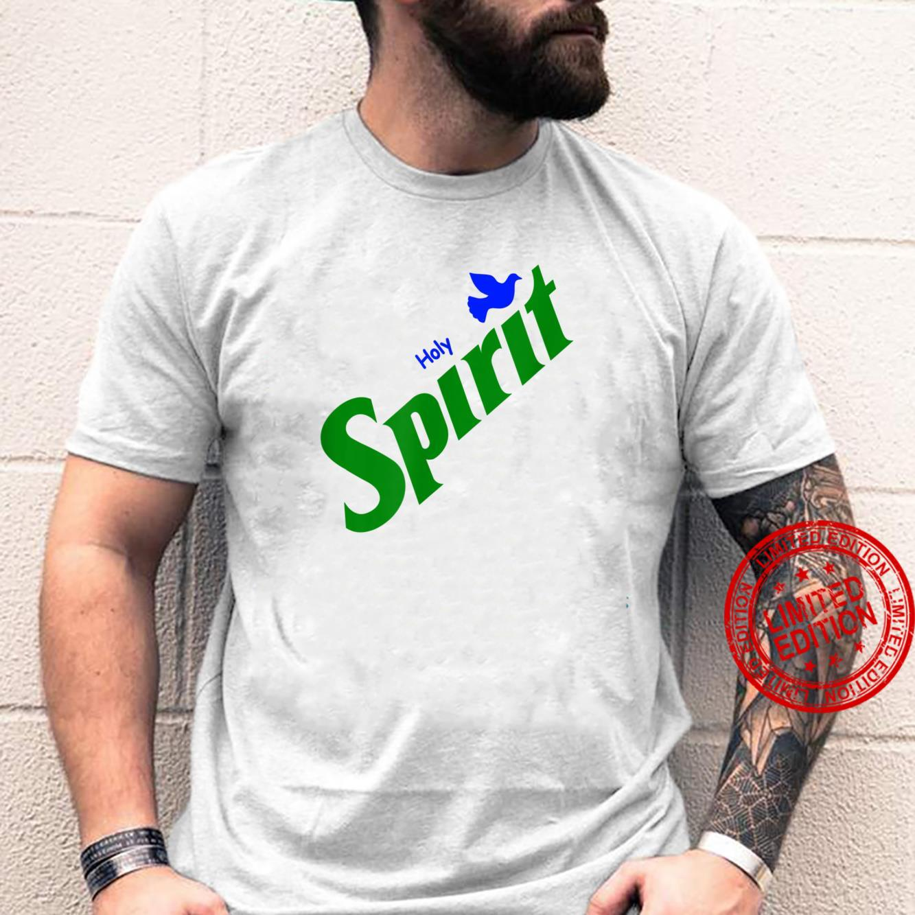 Holy Spirit Parody Heiliger Geist Bibel Jesus4m3 Shirt