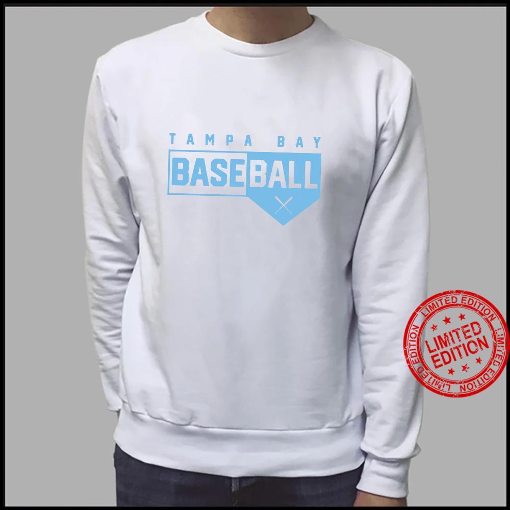 Tampa Bay Baseball Classic Home Plate Design Shirt sweater