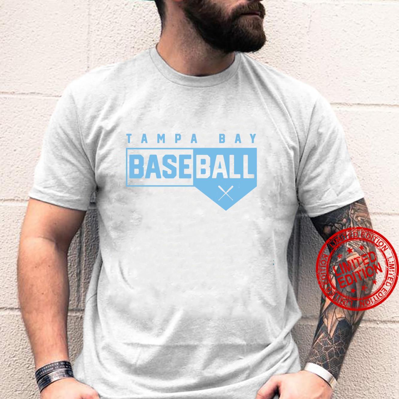 Tampa Bay Baseball Classic Home Plate Design Shirt