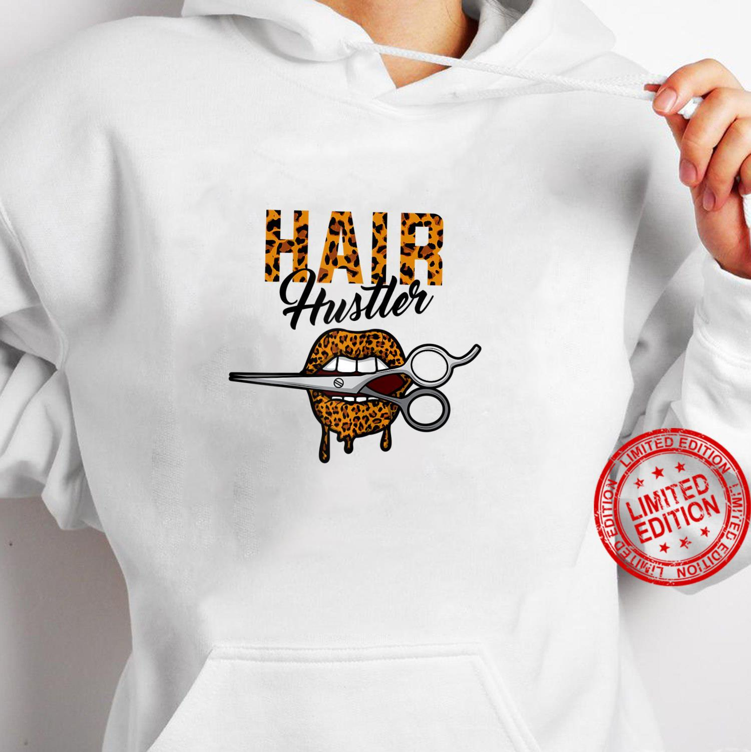 Womens Hair Hustler Shirt hoodie