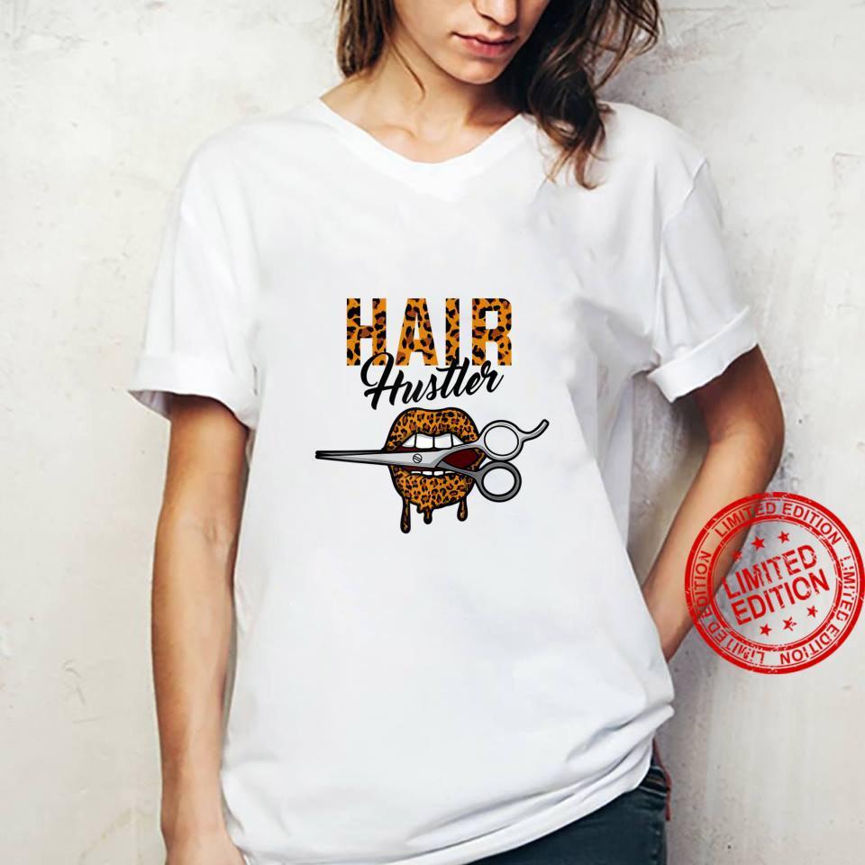 Womens Hair Hustler Shirt ladies tee