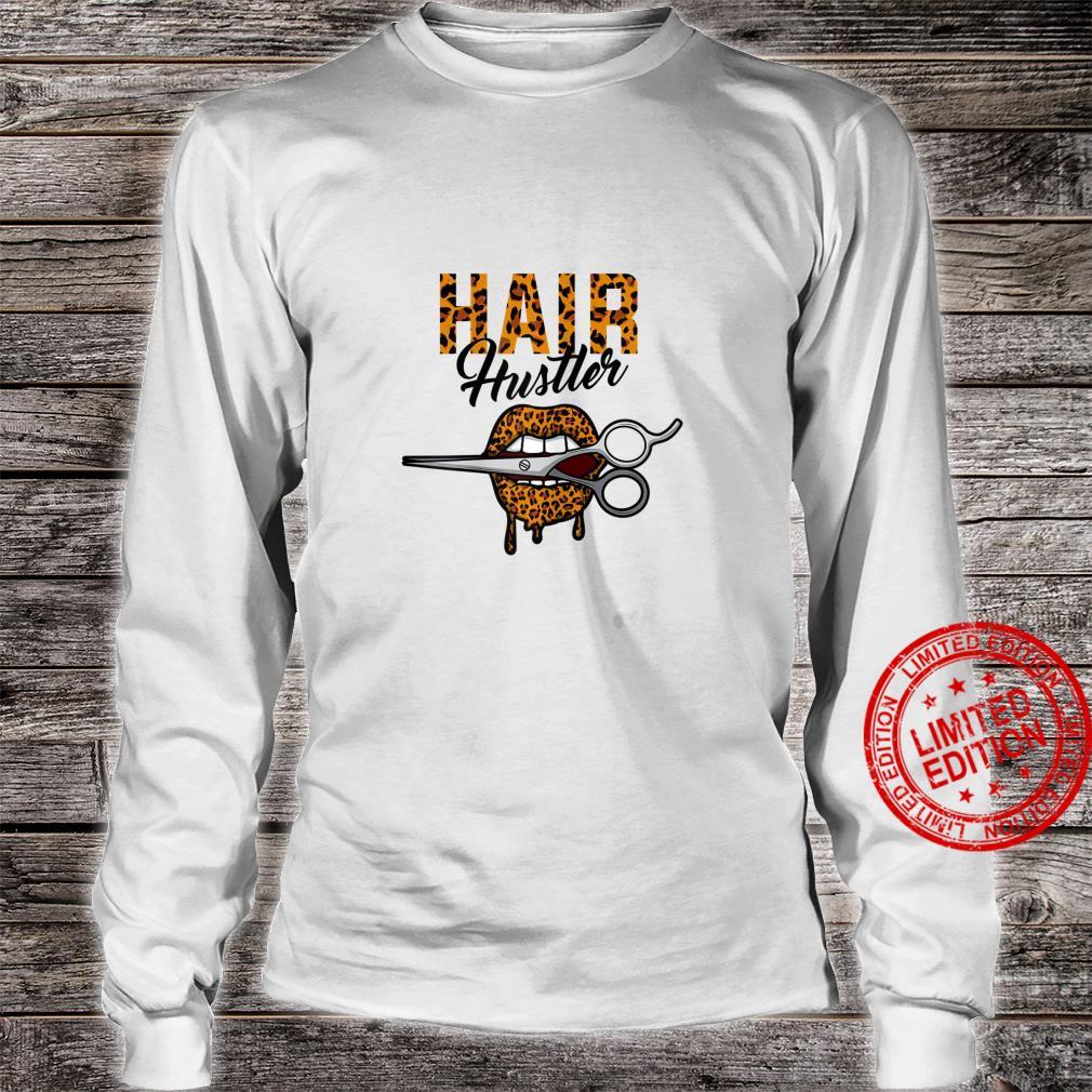 Womens Hair Hustler Shirt long sleeved