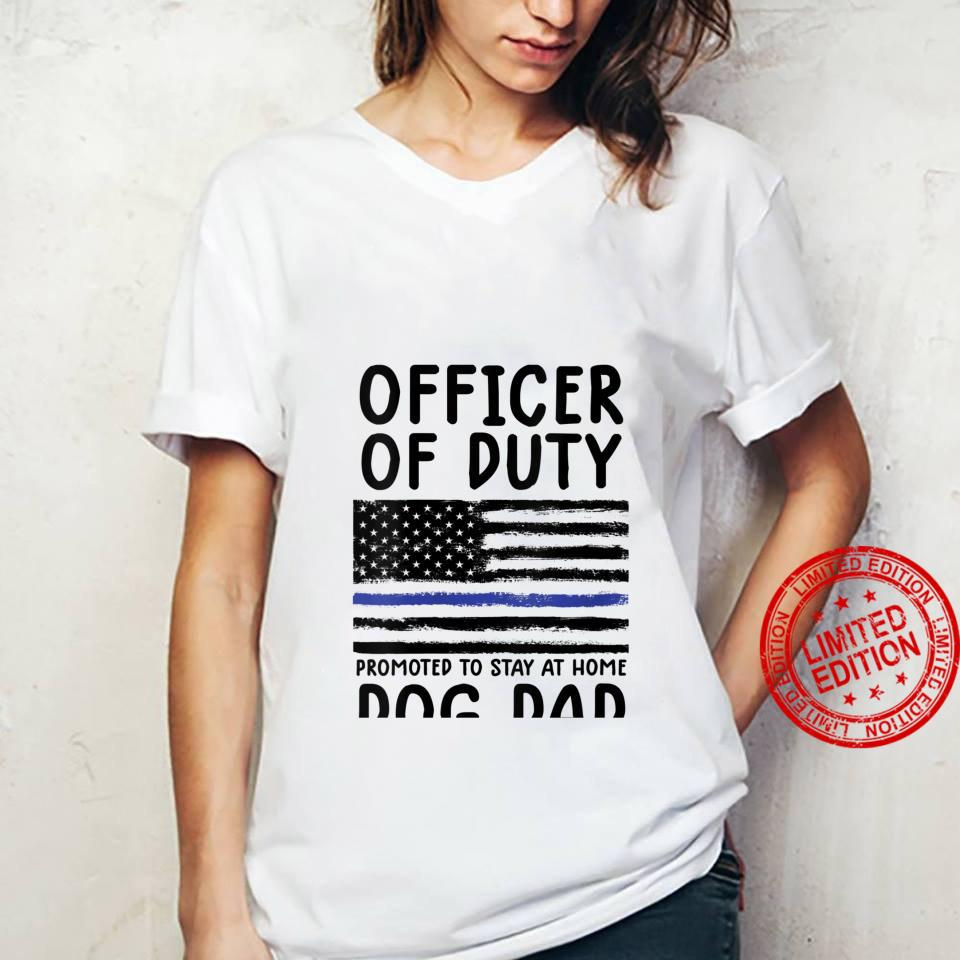 Womens police officer off duty shirt police retirement shirt ladies tee