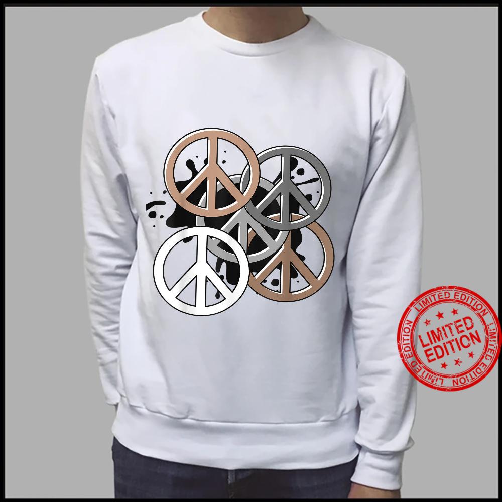 Yoga Peace sign Shirt sweater