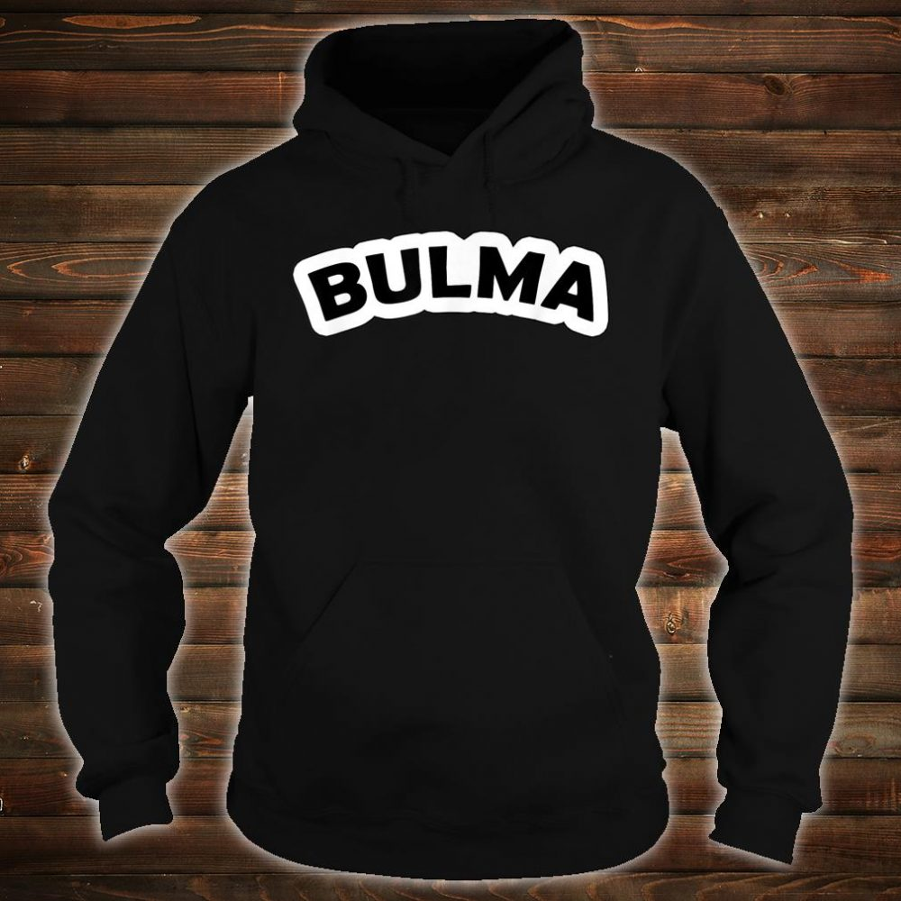 Bulma Cosplay Anime Character Shirt hoodie