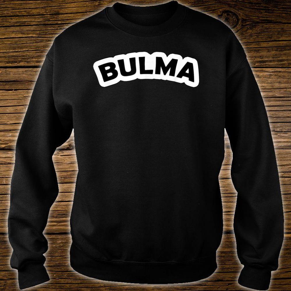 Bulma Cosplay Anime Character Shirt sweater