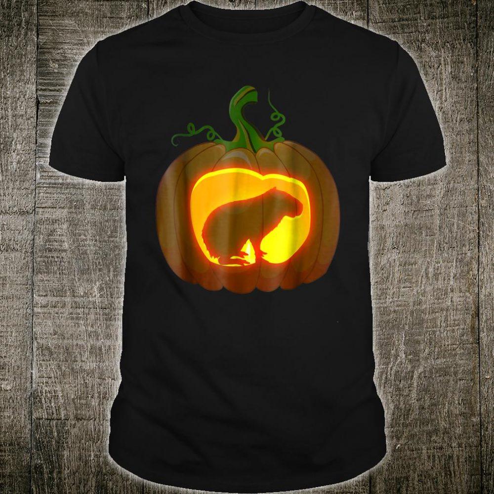Capybara Halloween shirt