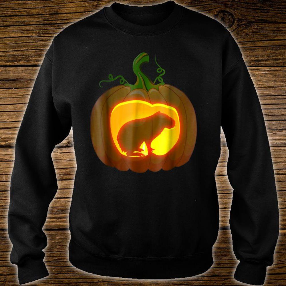 Capybara Halloween shirt sweater