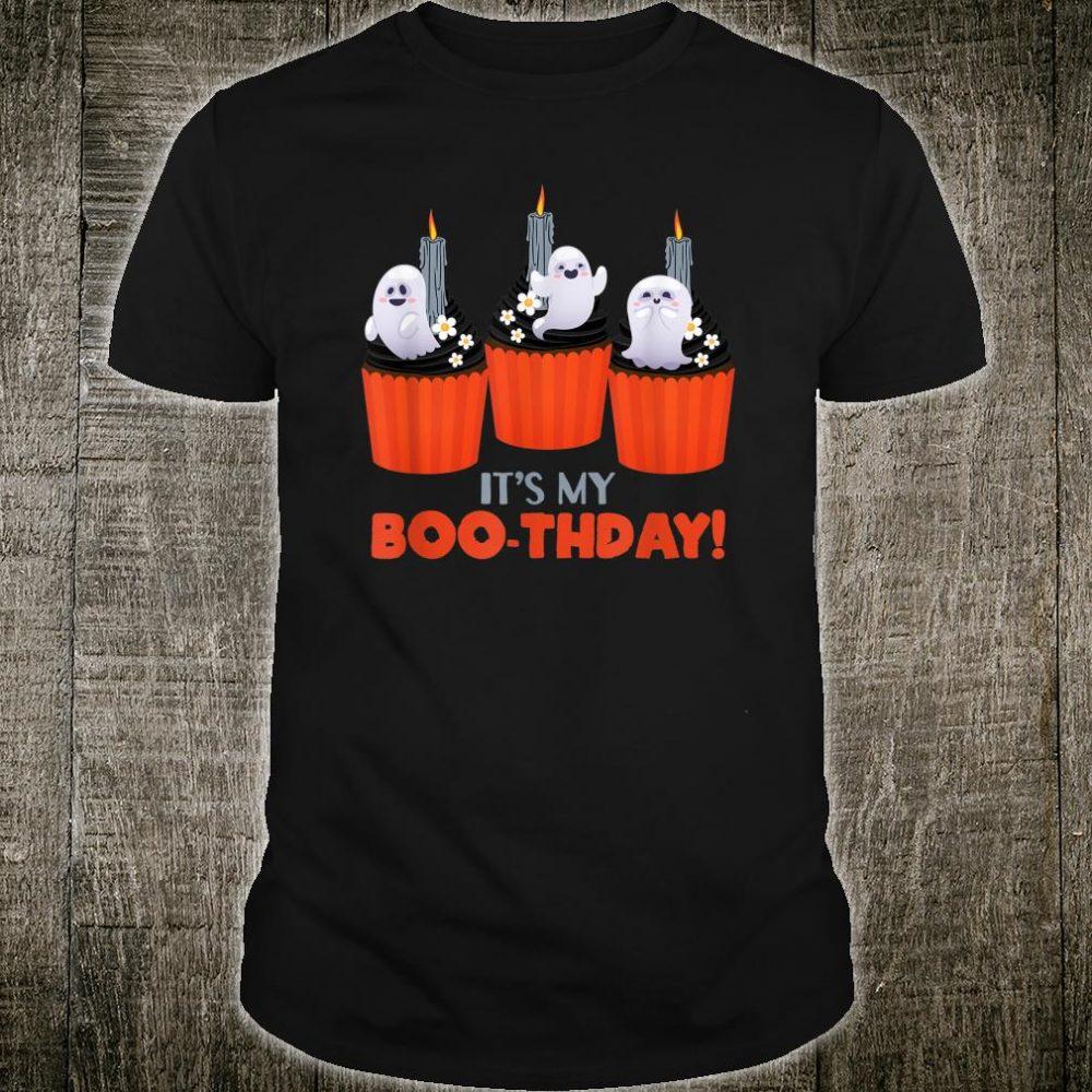 Celebrate Spooky Birthday Meme Poltergeist Boothday Shirt