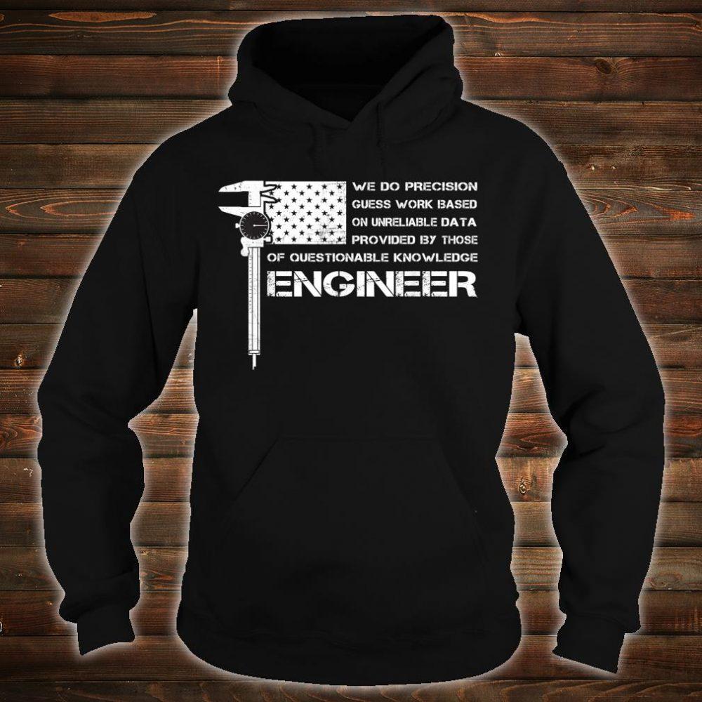 ENGINEER American USA flag perfect Shirt hoodie