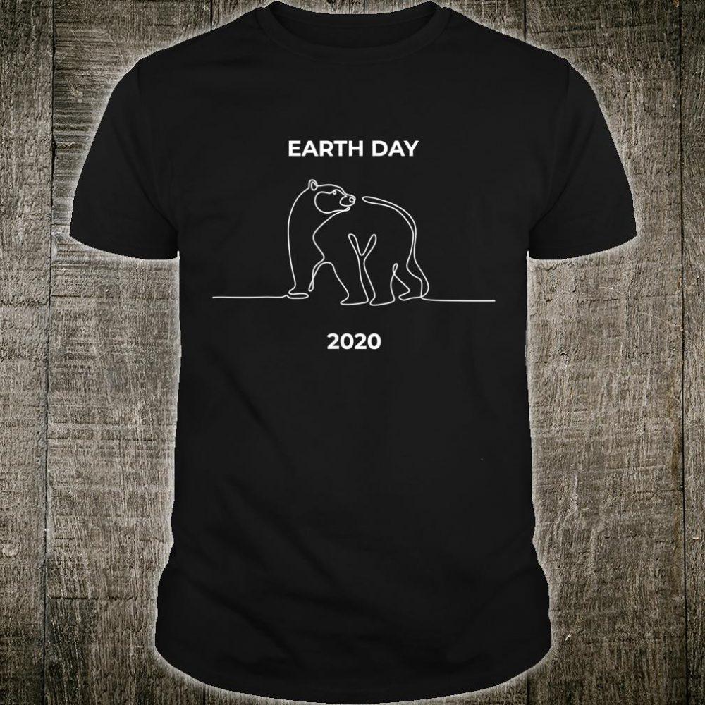 Earth Day 2020 Shirt