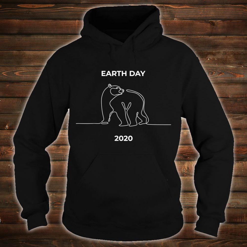 Earth Day 2020 Shirt hoodie
