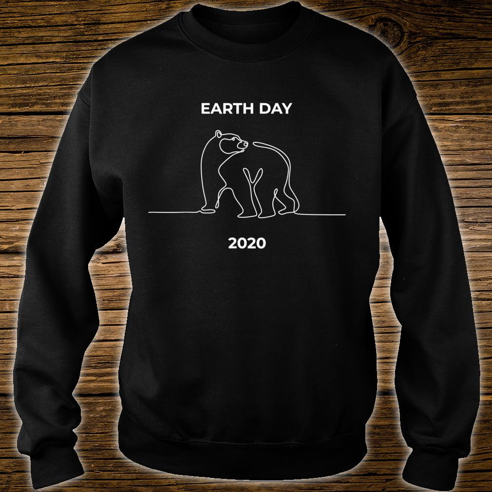 Earth Day 2020 Shirt sweater