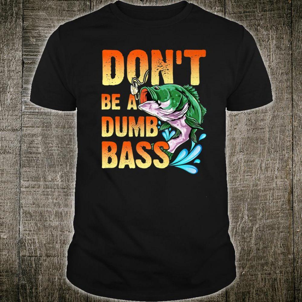 Fisherman Fishing And Fishs Shirt