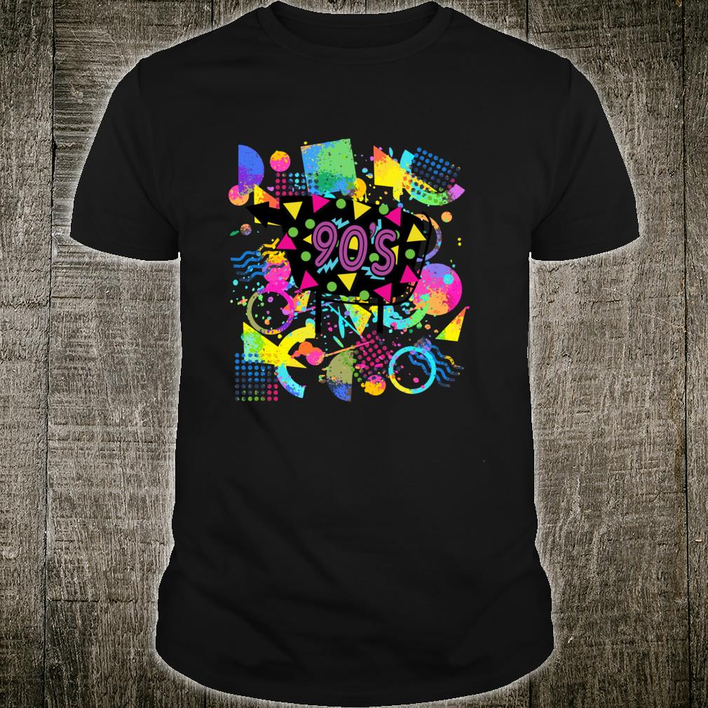 Fly 90's Party Shirt