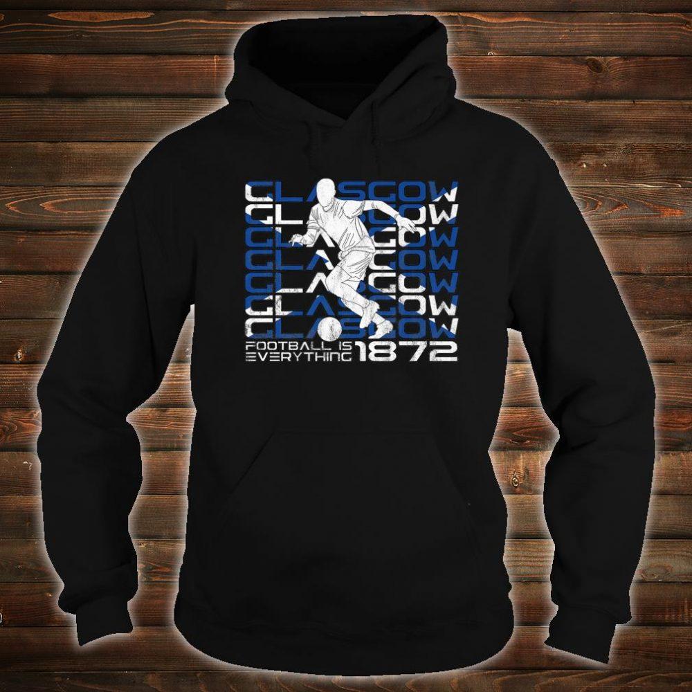 Football Is Everything Glasgow Ibrox Attack Retro Shirt hoodie