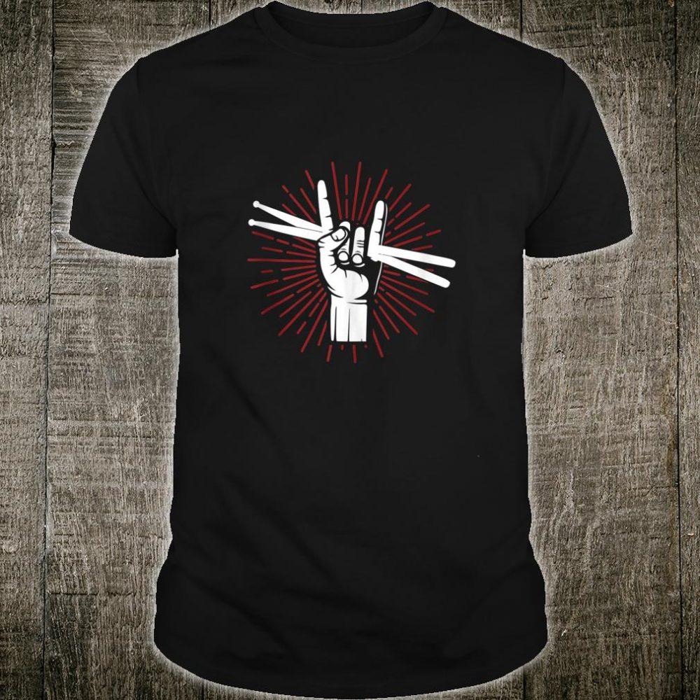 Funny Drummer Boy Shirt