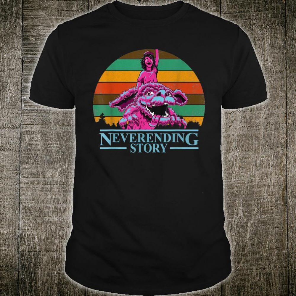 Neverending story shirt
