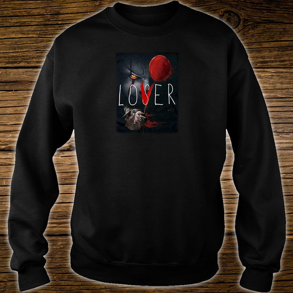 Pennywise IT loser shirt sweater