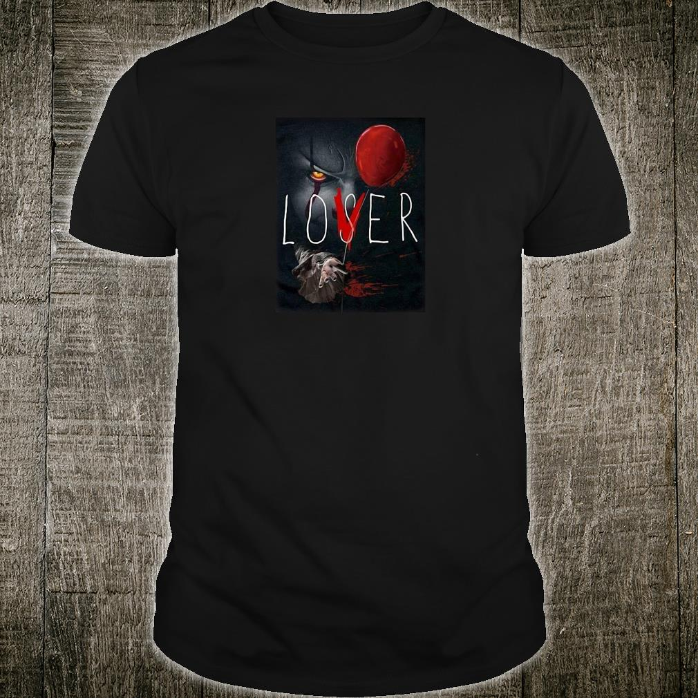 Pennywise IT loser shirt