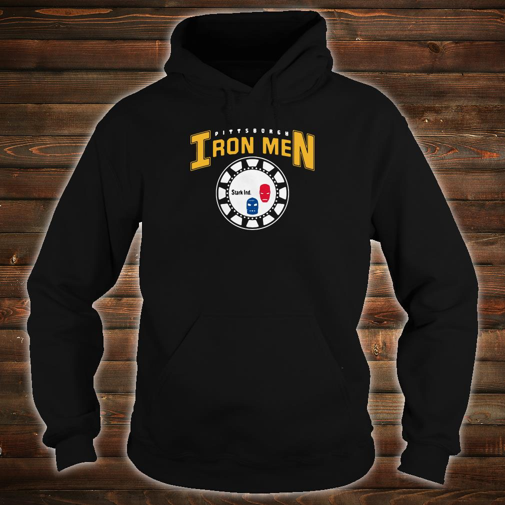 best authentic fa5e3 8640c Pittsburgh Steelers Pittsburgh Iron Men shirt