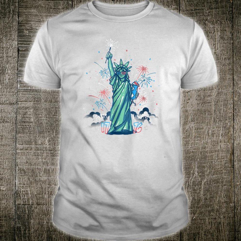 Shirt.Woot Party Like It's 1776 Shirt