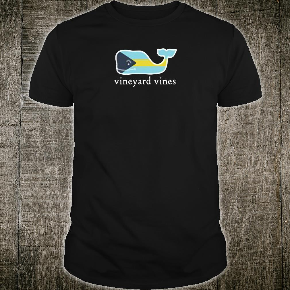Whale vineyard vines shirt
